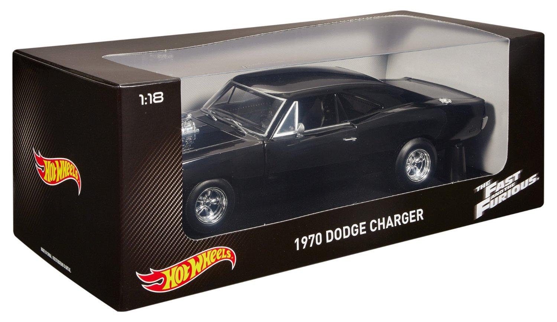 mattel hotwheels 1970 dodge charger 39 presque and furious 39 1 18 collectors qualite ebay. Black Bedroom Furniture Sets. Home Design Ideas