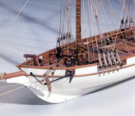 Mantua Albatros 1800's Baltimore Clipper 1:40 Scale Wood ...