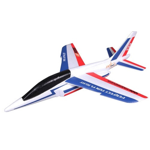 Fms Alpha Jet 467mm Free Flight Epp Hand Launch Glider