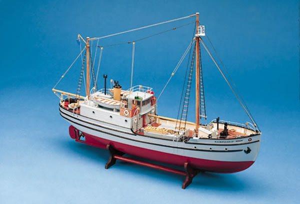 RCMP St Roch - Billing Boats Wooden Ship Kit B605