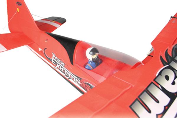 Dynam Pitts Model 12 ARTF Electric Aerobatic Bi-Plane no Tx//Rx//Bat//Chg