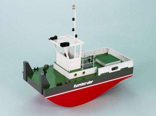 Aero-Naut Ramborator Springer Radio Control Tug Boat Wooden Kit | eBay