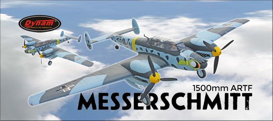 Messerschmitt Bf 110 Warbird
