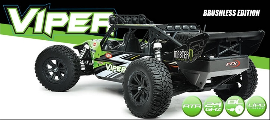 Viper Brushless Sandrail Buggy