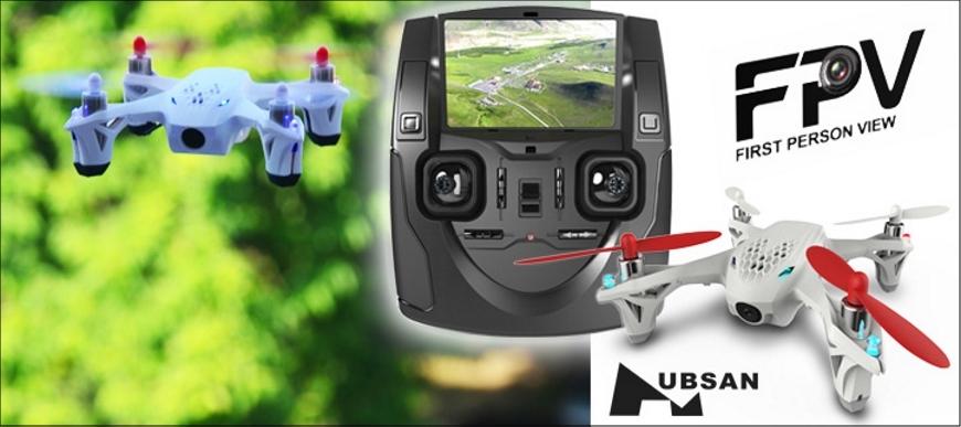 Hubsan X4 FPV Drone