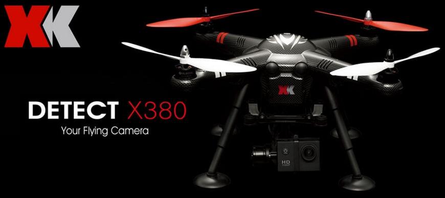X380-C Drone