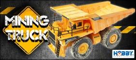 Hobby Engine Mining Truck