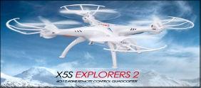 New Syma X5SC Quadcopter