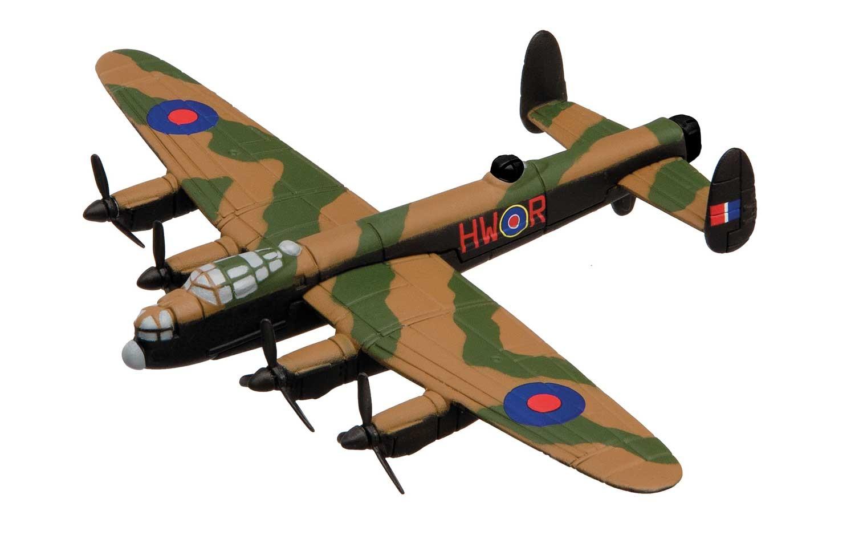 Avro Lancaster Bomber Diecast Model Aeroplane Corgi ...