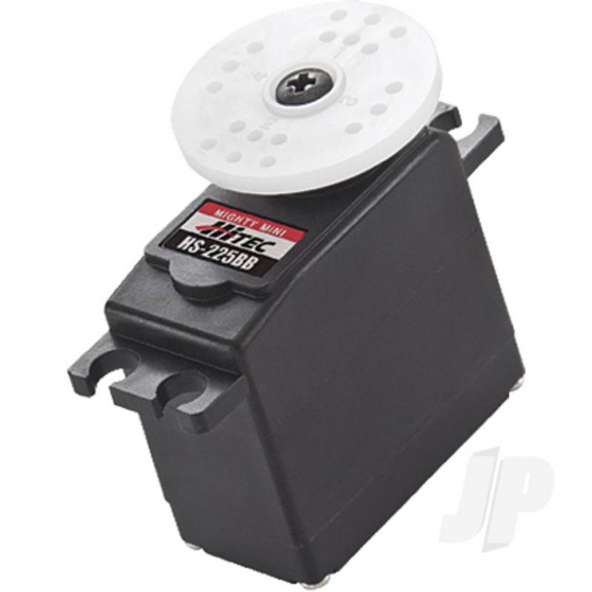 Hitec HS225BB Mighty Mini Servo High Torque & High Speed