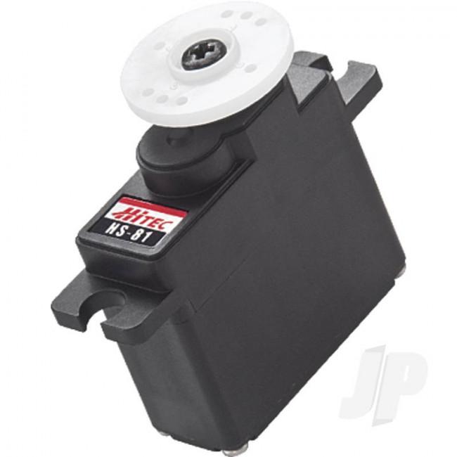 Hitec HS81 Micro Servo Speed Torque Hybrid I.C.