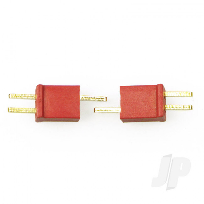 JP Micro T Plug Connector (5 Pairs) for RC Models