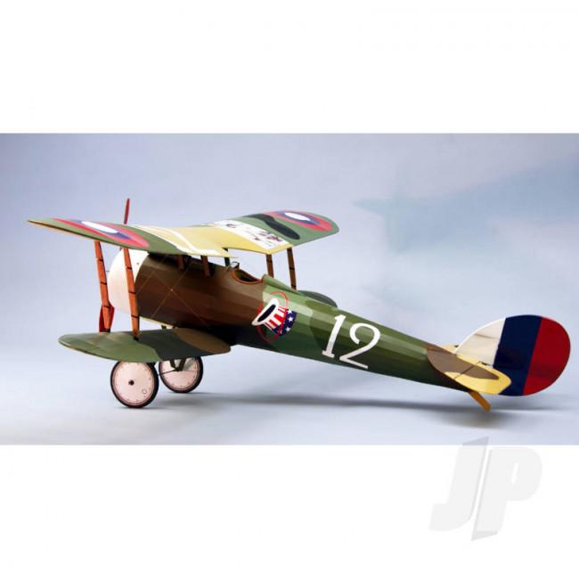 Dumas Nieuport 28 (88.9cm) (1819) Balsa Aircraft Kit