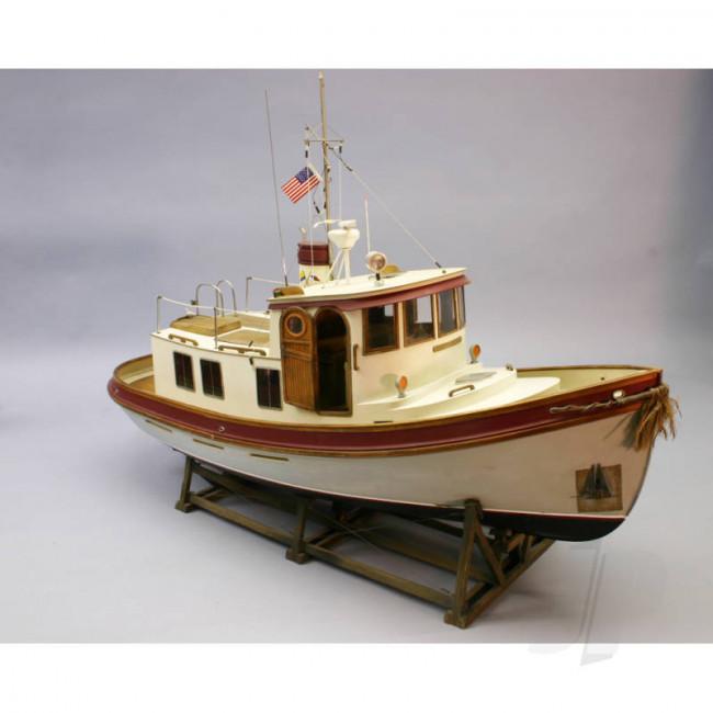 Dumas Victory Tug Boat 28in (1225) Wooden Ship Kit