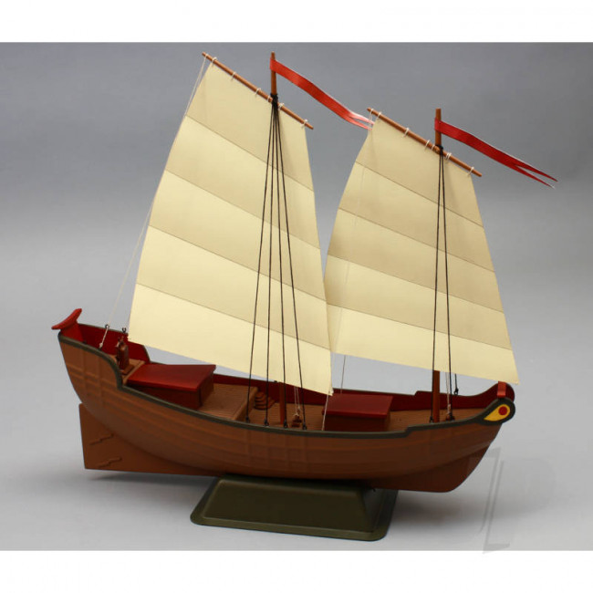 Dumas Chinese Junk (1010) Wooden Ship Kit