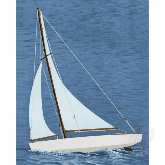 Dumas Ace Sloop (1102) Wooden Ship Kit