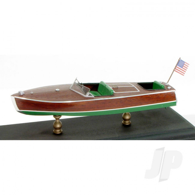 Dumas Chris-Craft 19ft Racer (1702) Wooden Ship Kit