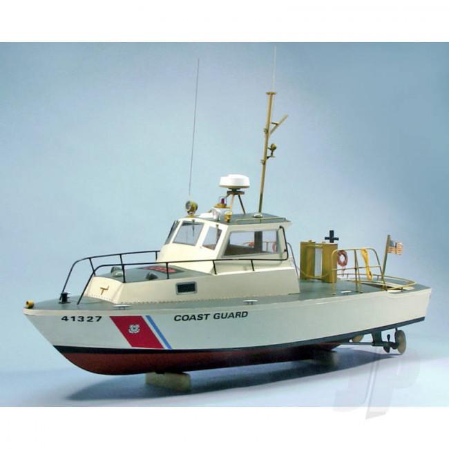 Dumas Coast Guard Utility Boat (1214) Wooden Ship Kit