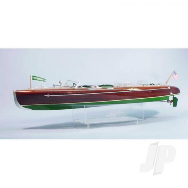 Dumas Typhoon (1239) Wooden Ship Kit