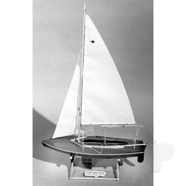 Dumas Snipe Sailboat (1122) Wooden Ship Kit