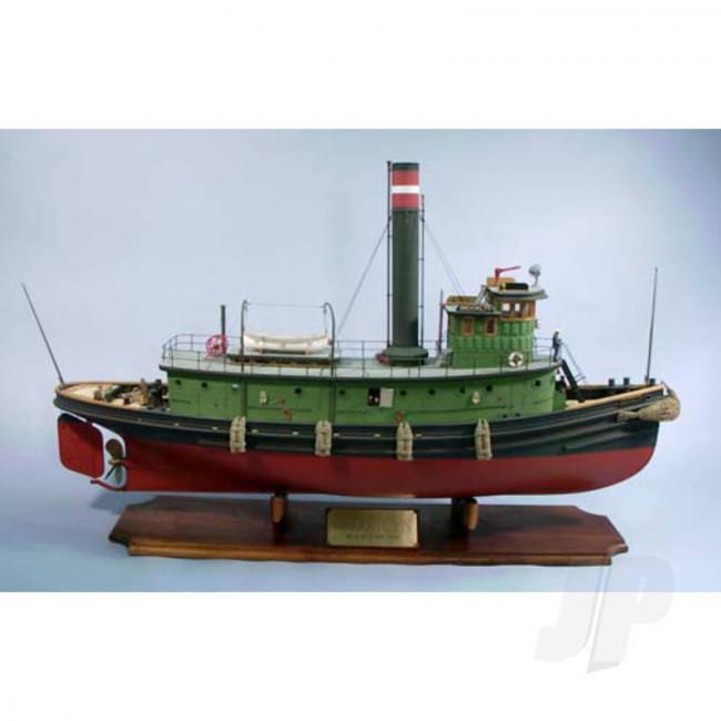 Dumas The Brooklyn Tug (1238) Wooden Ship Kit