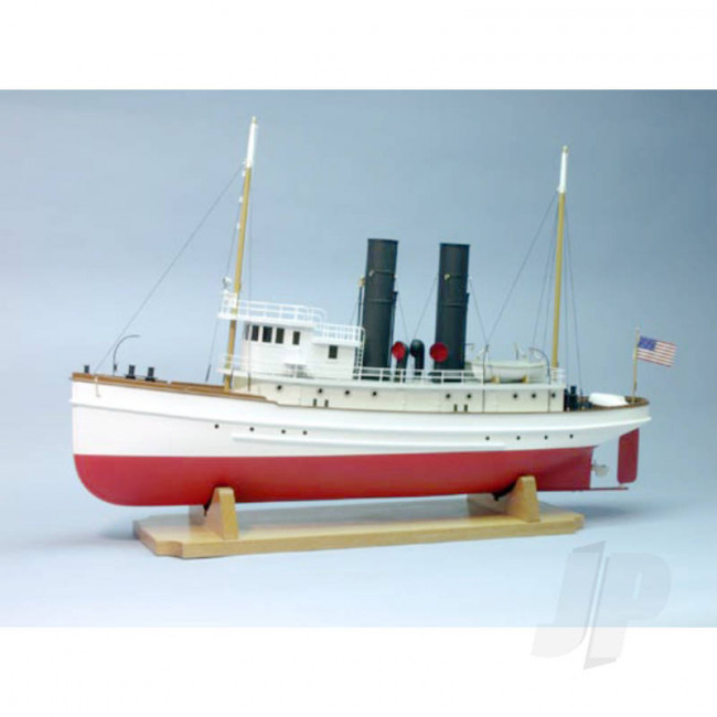 Dumas The Lackawanna Tug (1251) Wooden Ship Kit