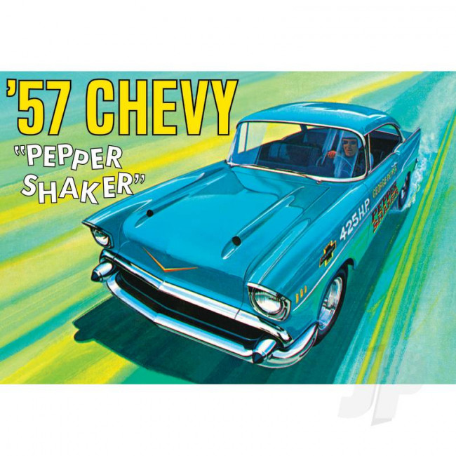 AMT 1:25 1957 Chevy Pepper Shaker Car Plastic Kit