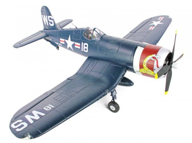 F4U Corsair PNP with Retracts (1100mm) - Arrows Hobby RC Scale Fighter Plane WW2