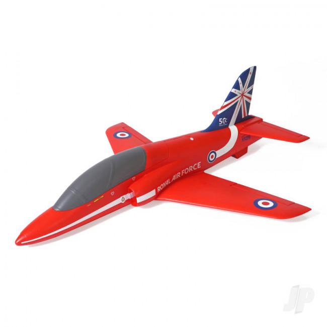 Arrows Hobby BAe Hawk Red Arrows ARTF (no Tx/Rx/Batt) RC EDF Jet Plane