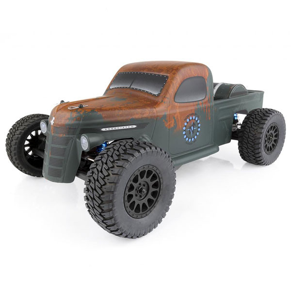 TEAM ASSOCIATED 1:10 TROPHY RAT BRUSHLESS RTR RC ELECTRIC TRUCK