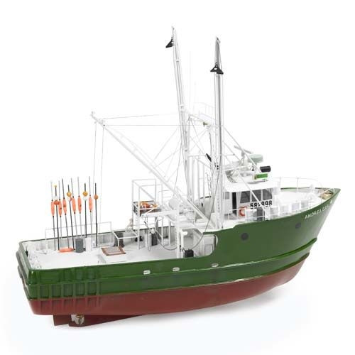 "Andrea Gail ""Perfect Storm"" 1:30 Scale Billings Boats Wooden Ship Kit"