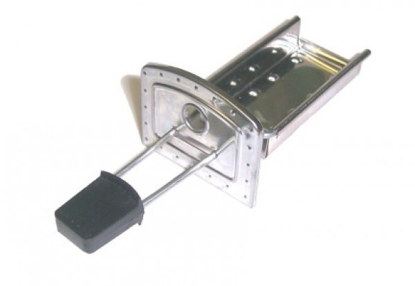 Mamod Burner Tray with Shield for SP2 and SP4 Static Live Steam Engines