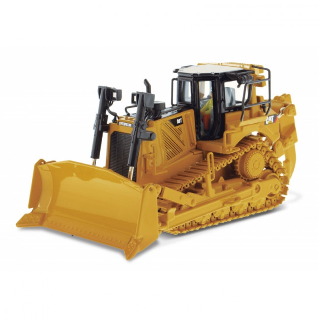 1:50 Cat D8T Track-Type Tractor, Diecast Scale Construction Vehicle