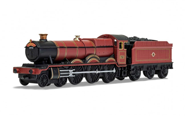 Harry Potter Hogwarts Express Train 1:100 Scale Corgi Diecast Metal Model