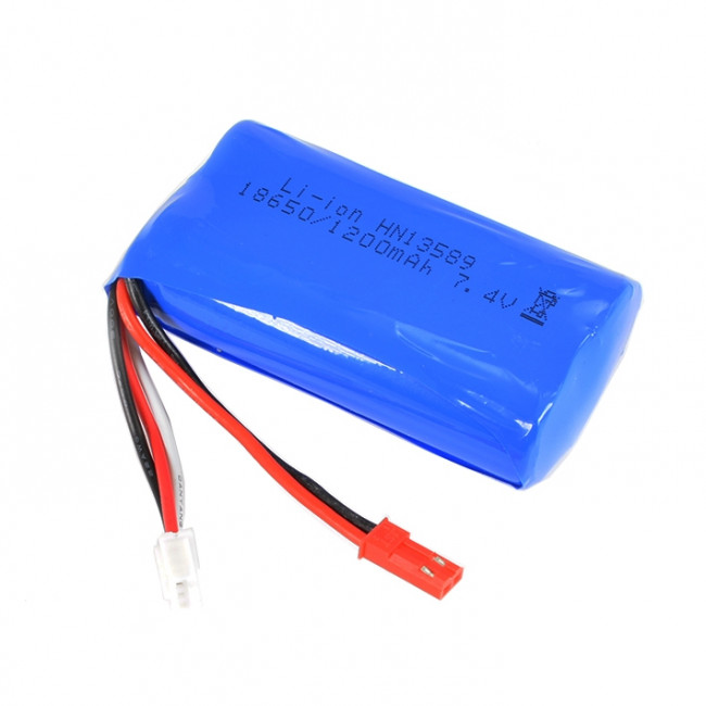 HuiNa CY1592 Excavator Spare 7.4V 1200mAH Battery Pack