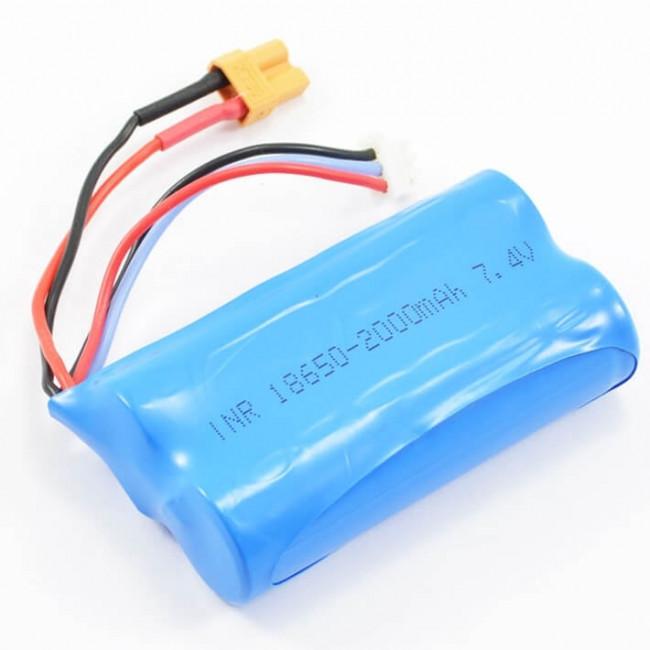 HuiNa CY1580/1583 Spare 7.4V 2000mAH Battery Pack