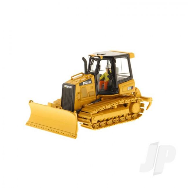 1:50 Cat D5K2 LGP Track-Type Tractor, Diecast Scale Construction Vehicle