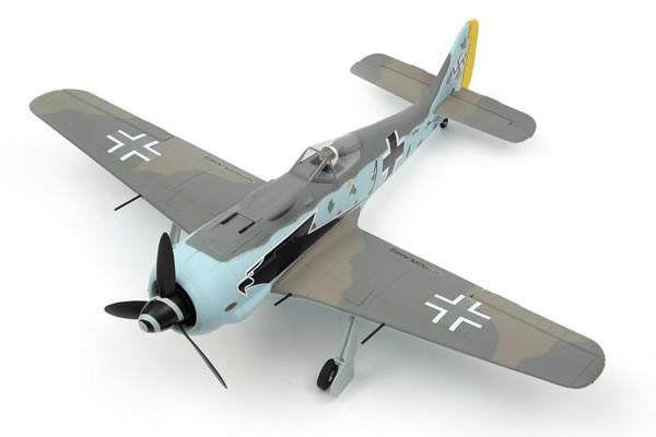 Dynam Focke Wulf FW190 1270mm with Retracts no Tx/Rx/Bat/Chg