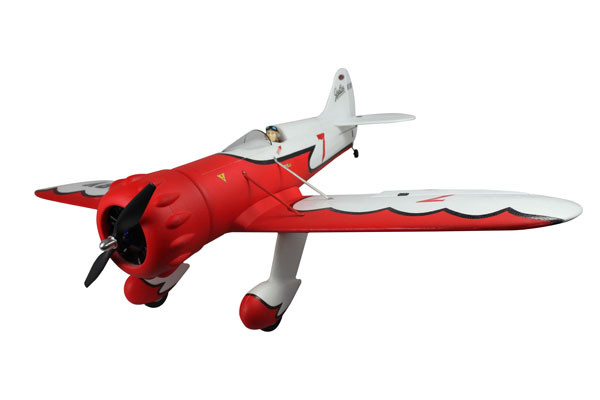 Gee Bee Model Y Senior Sportster Racer PNP no Tx/Rx/Bat - Special Offer!