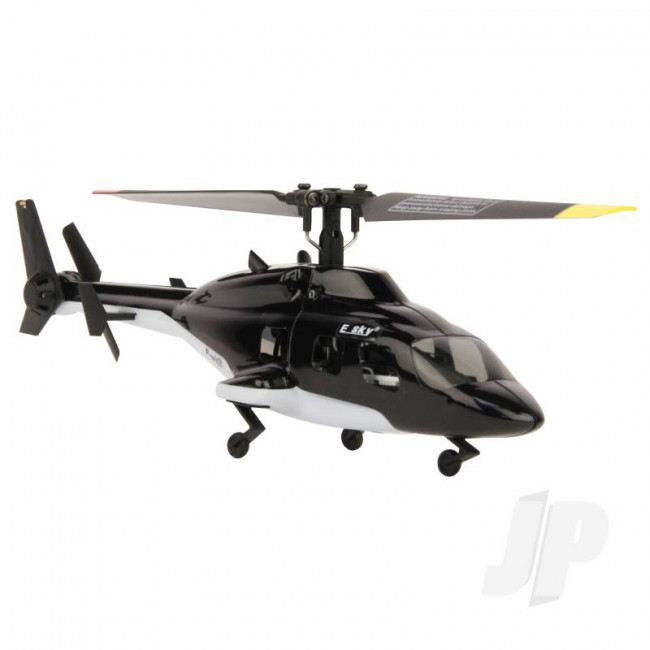 ESKY Scale F150 v2 RTF Flybarless RC Helicopter, Mode 1