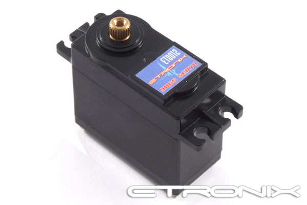 Etronix 9.0kg Heavy Duty Metal Geared Standard Size Servo