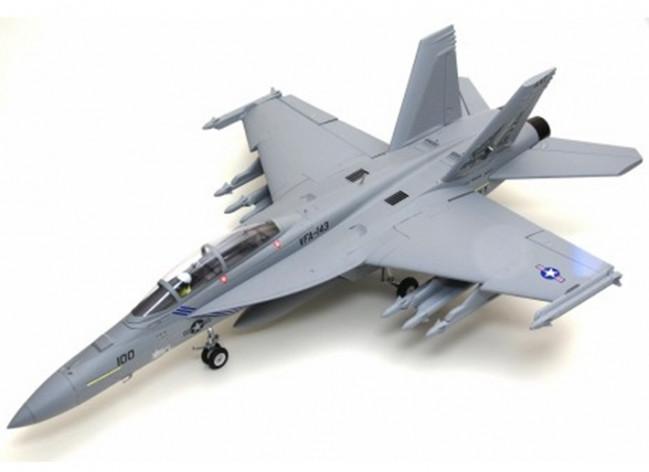 F/A-18F Super Hornet 70mm EDF Jet, Retracts ARTF no Tx/Rx/Bat