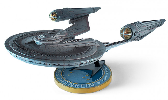 Star Trek Beyond: USS Franklin - Moebius 1:350 Plastic Kit