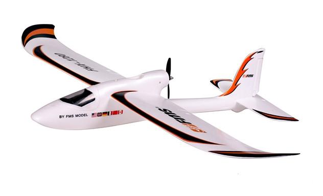 FMS Easy Trainer 1280 mm Wingspan RTF 2.4GHz Radio