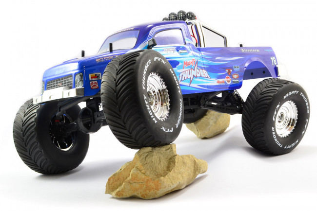FTX Mighty Thunder All Terrain 4WD Monster Truck Ready To Run 1:10 Scale