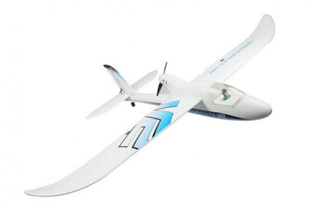 Dynam Hawksky V2 Electric Glider RTF 1370mm with 6 Axis Gyro