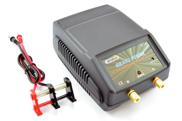 Prolux Grand Power 12V 20A Regulated DC Power Supply
