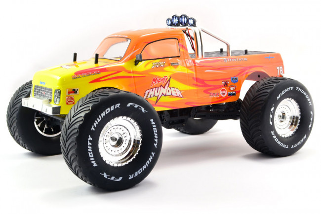 FTX Mighty Thunder 4WD All Terrain 1:10 Monster Truck Ready To Run