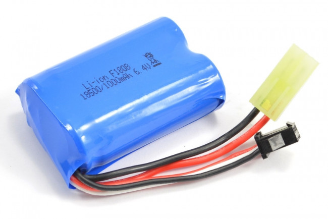 FTX Comet RC Car Spare Li-ion Battery Pack 6.4V 1000mAH