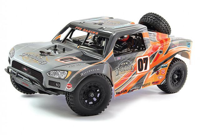 FTX Torro 1/10th Scale 4WD RTR Nitro Trophy Truck
